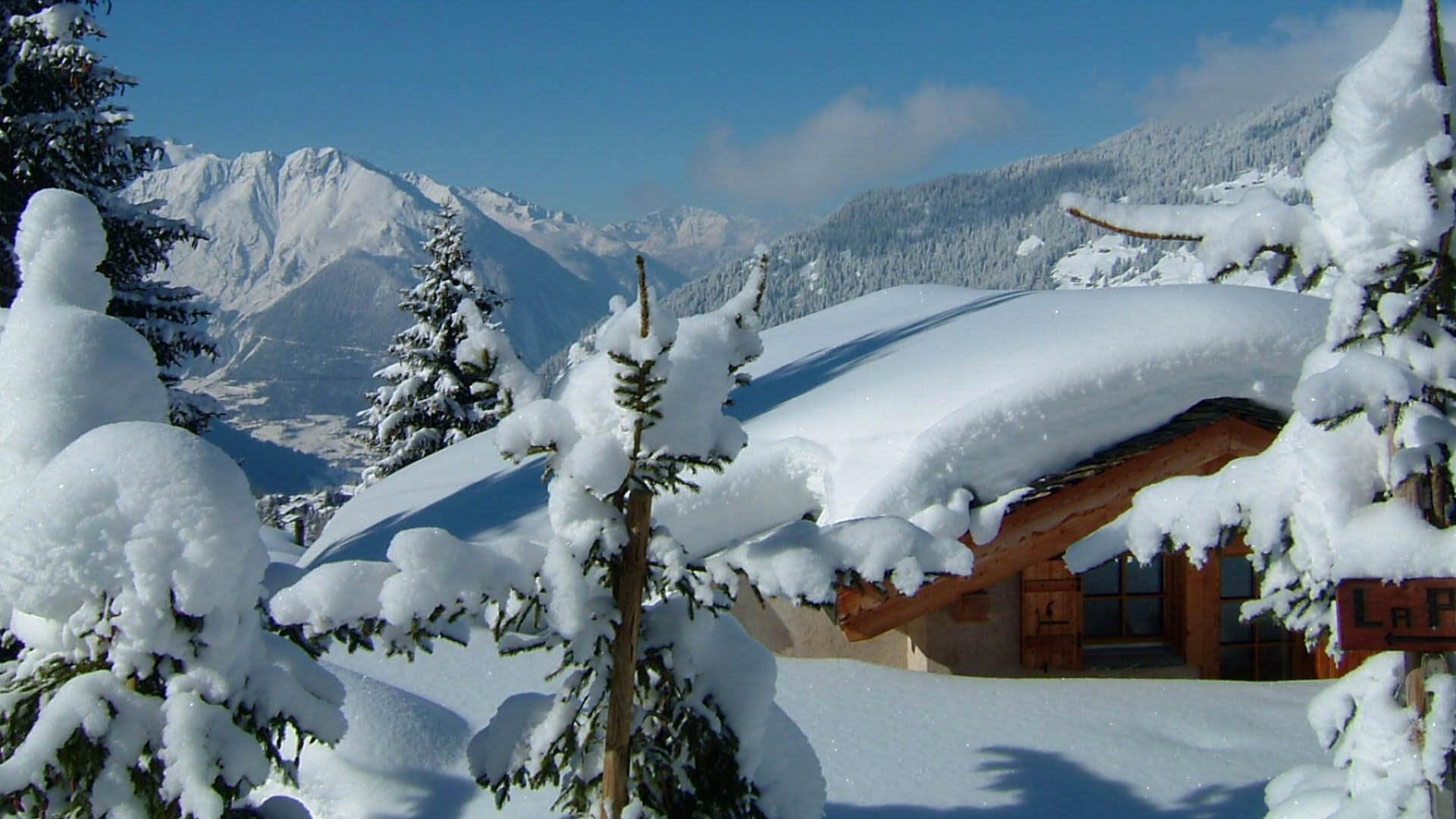 Villa Chalet Grimsel, Location à Alpes suisses
