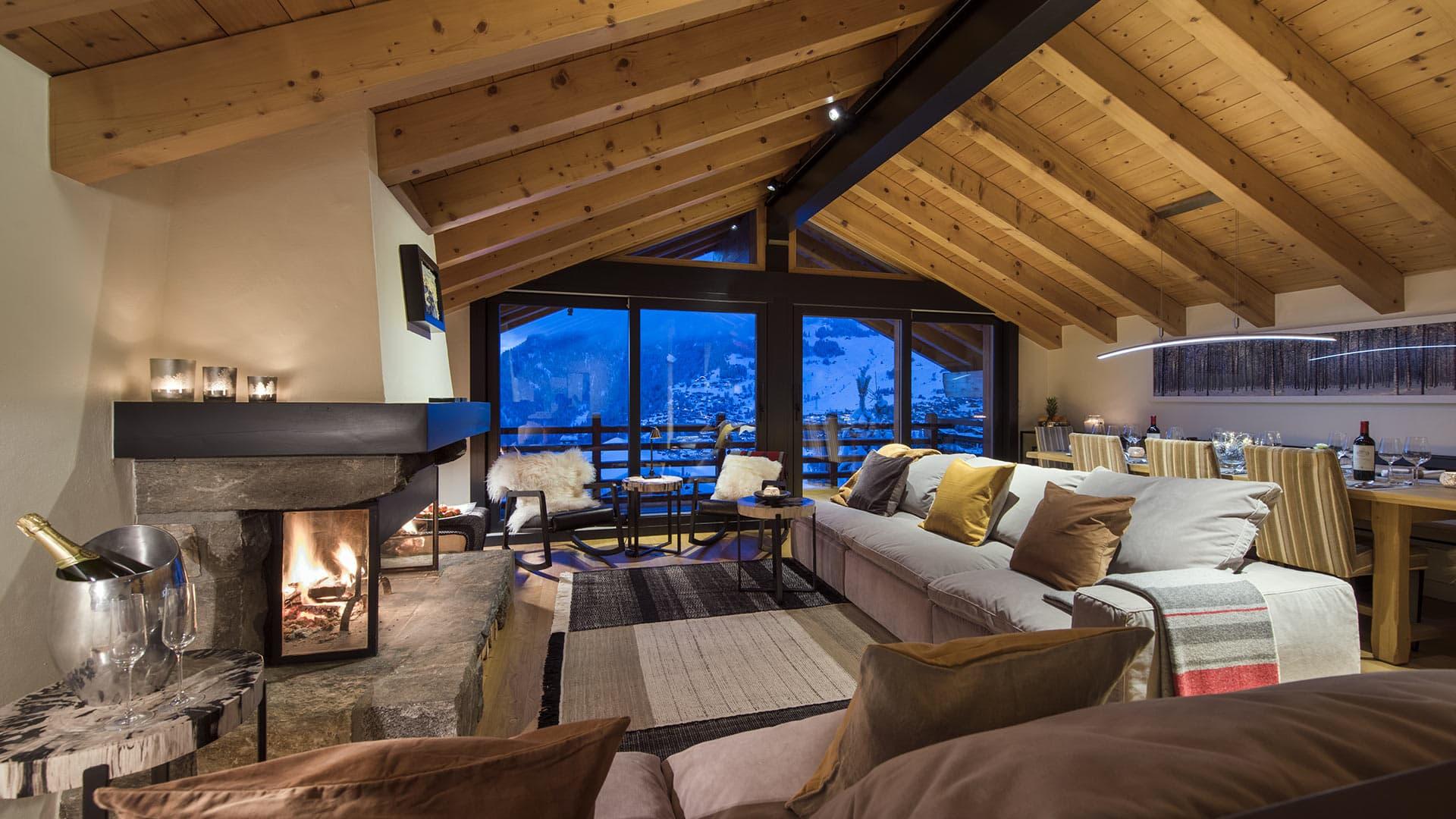 Villa Chalet L'Albula, Location à Alpes suisses