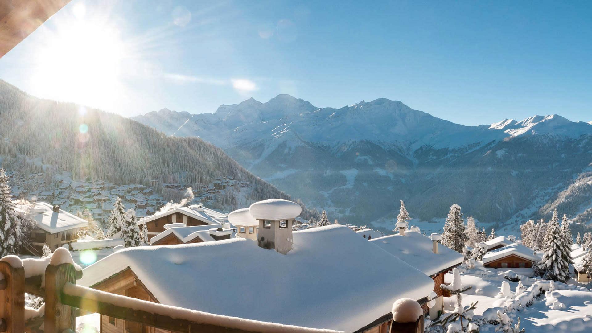 Villa Chalet Lucerne, Location à Alpes suisses