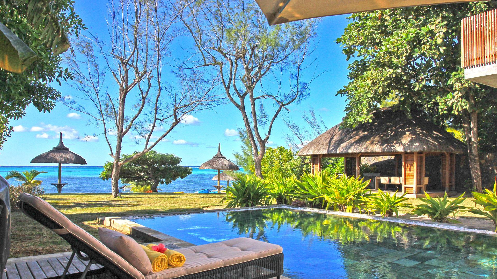Villa Villa Kavanga, Location à Île Maurice Nord