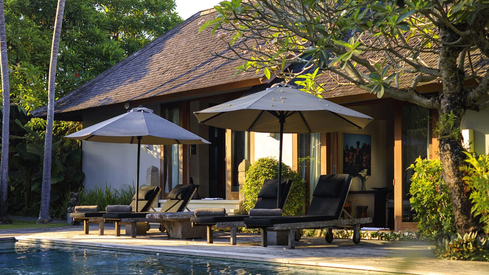 Villa Villa Hansa, Location à Bali