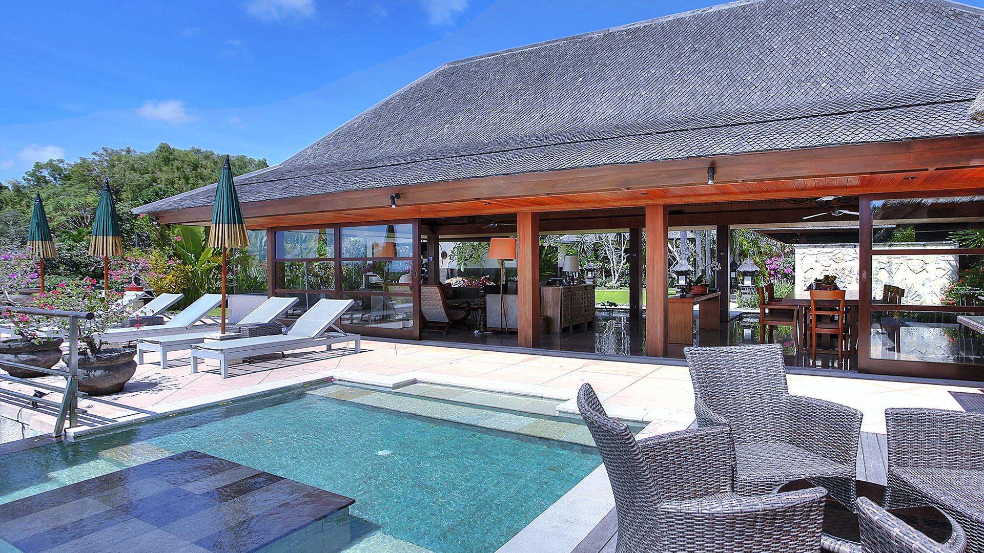 Villa Villa Indah Manis, Location à Bali