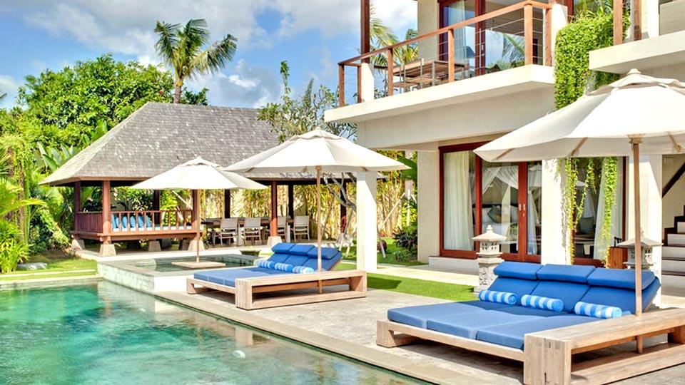 Villa Villa Joss, Location à Bali