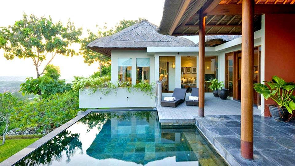 Villa Villa Longhouse, Location à Bali