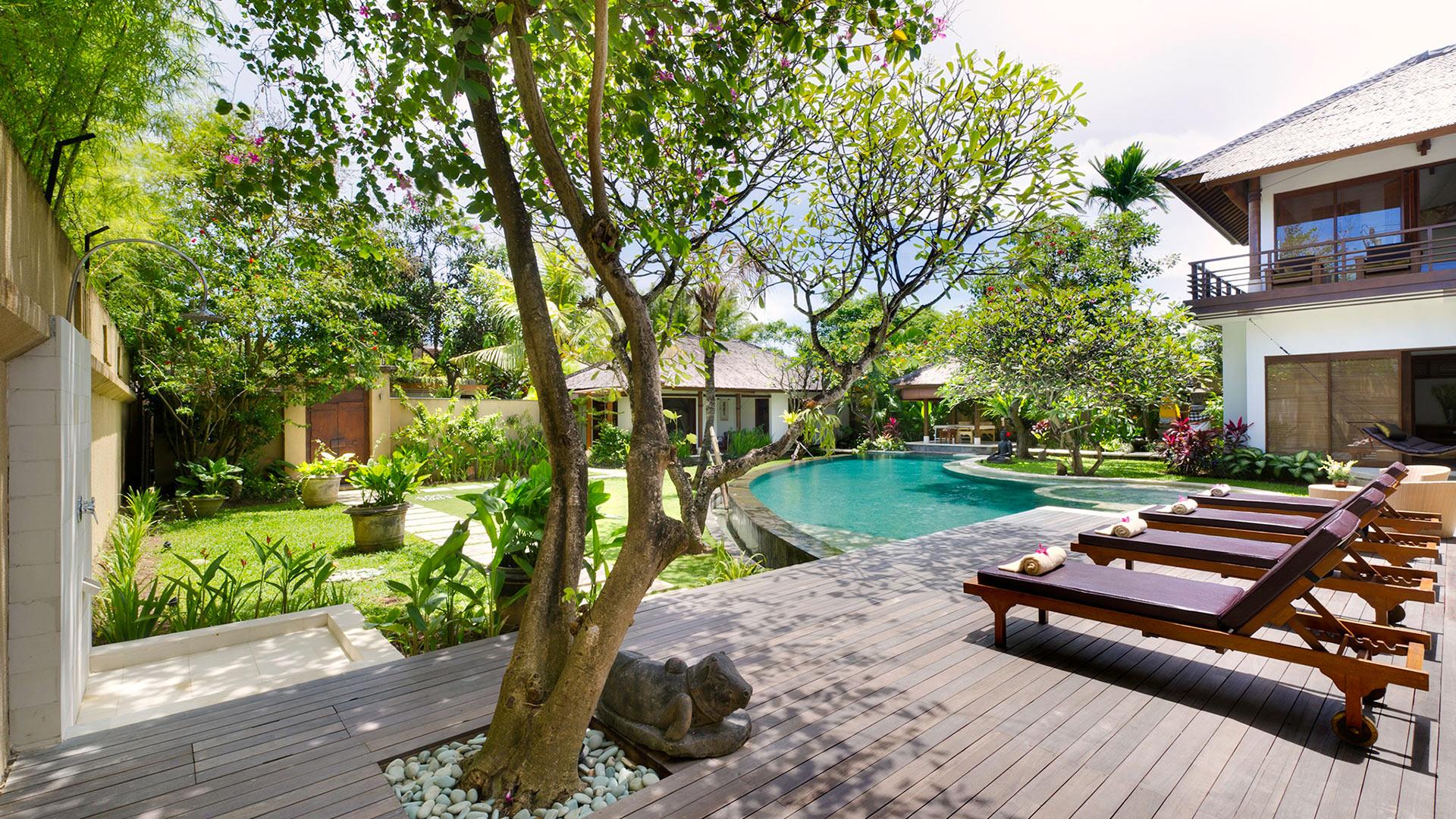 Villa Villa Maharaj, Location à Bali