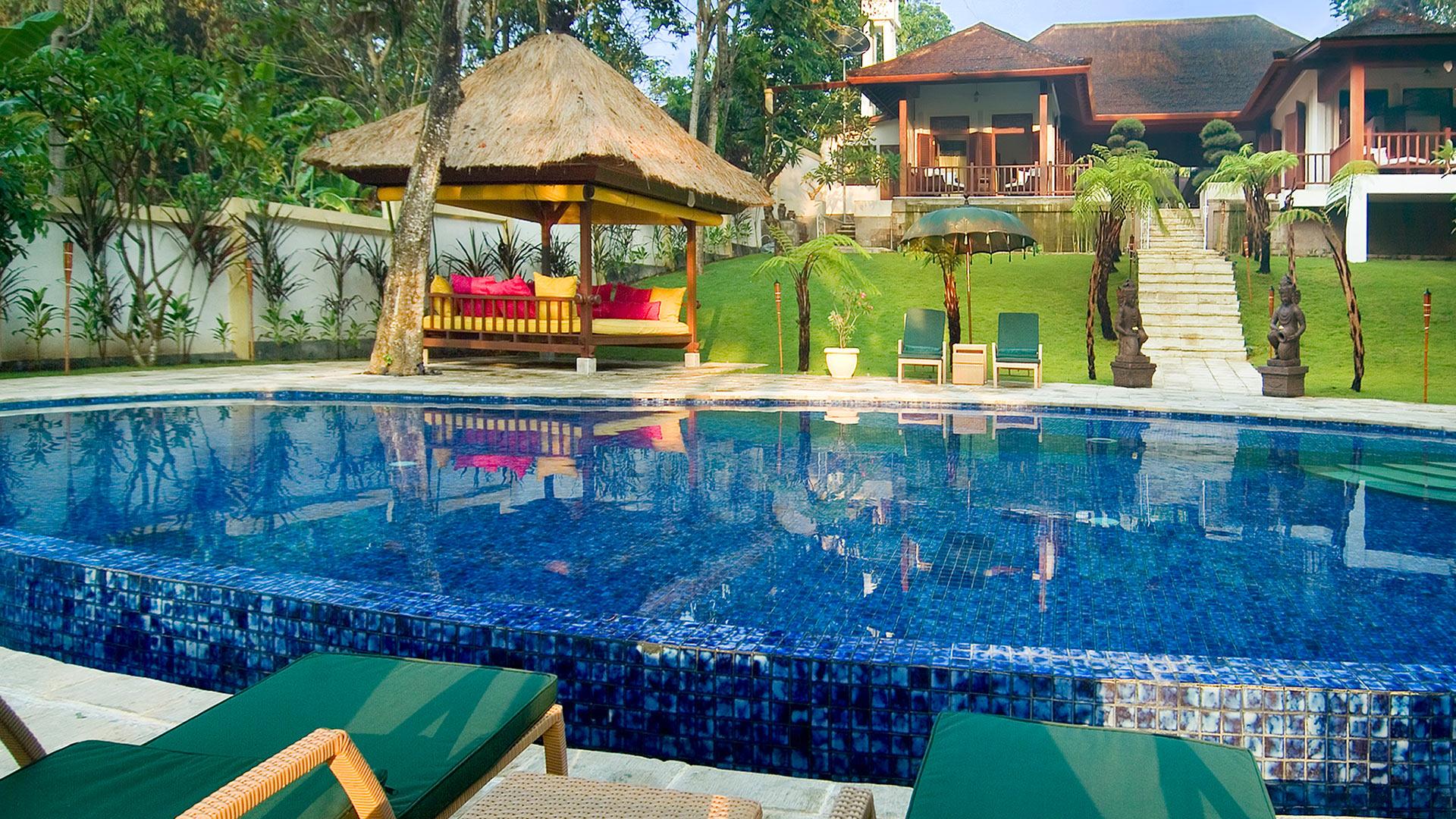 Villa Villa Mako, Location à Bali