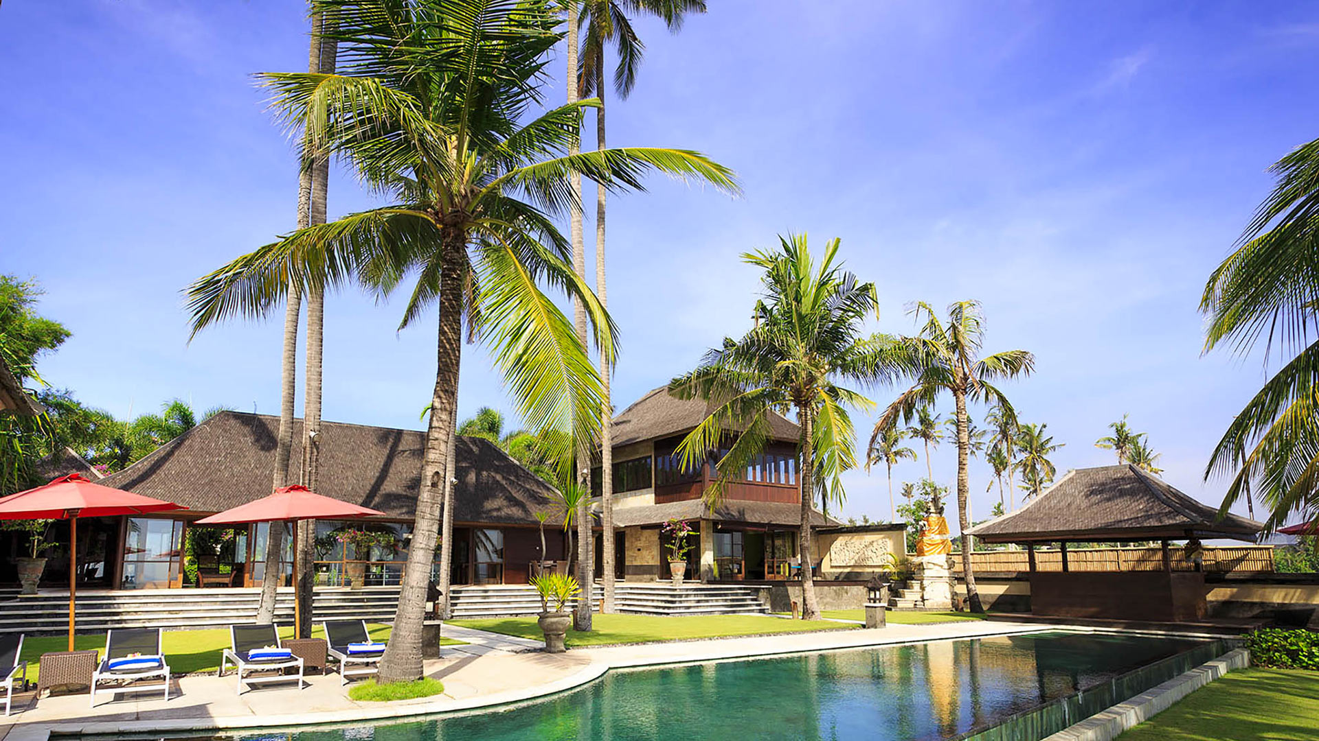Villa Villa Pushpapuri, Location à Bali