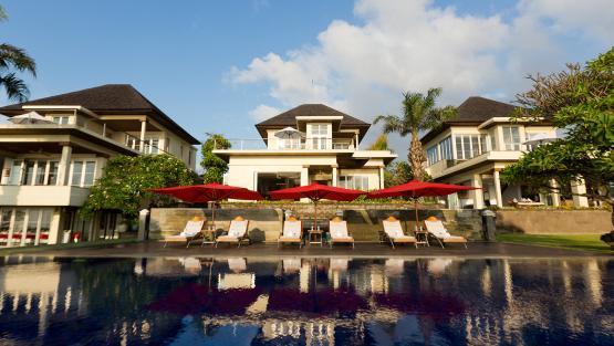 Villa Sanur Residence, Location à Bali