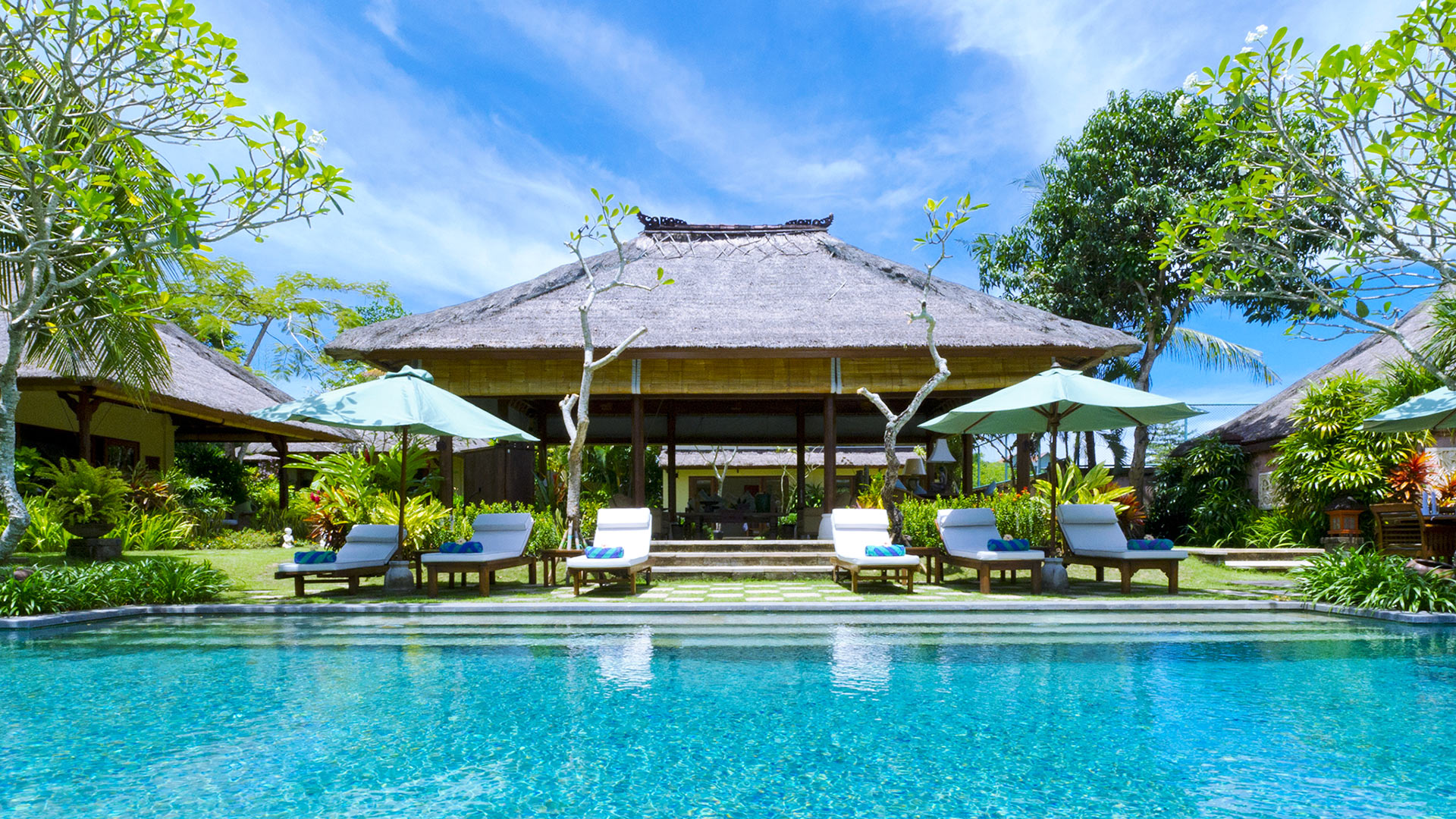 Villa Villa Surya Damai, Location à Bali