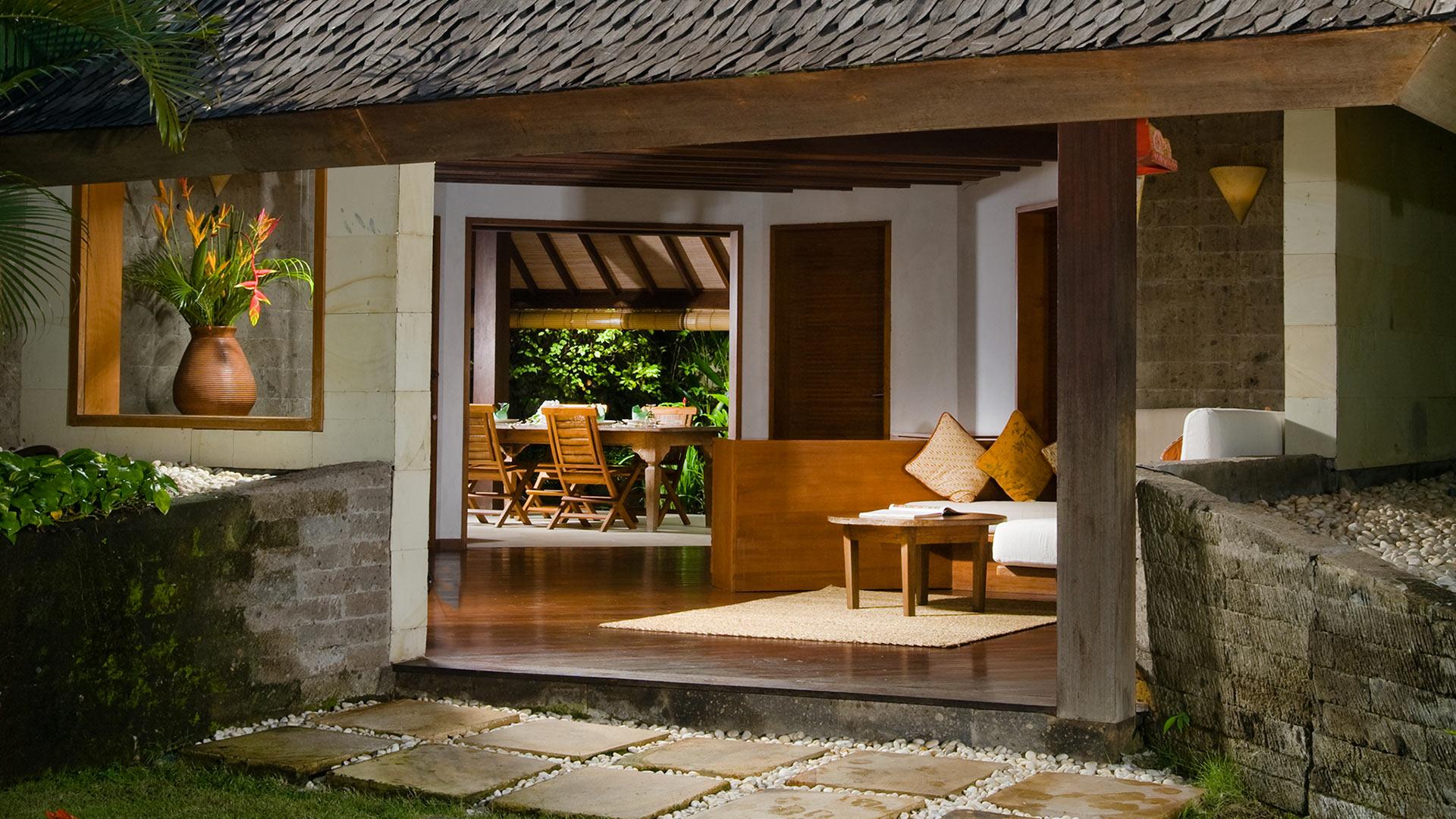 Villa Bali-Bali Cottage, Location à Bali