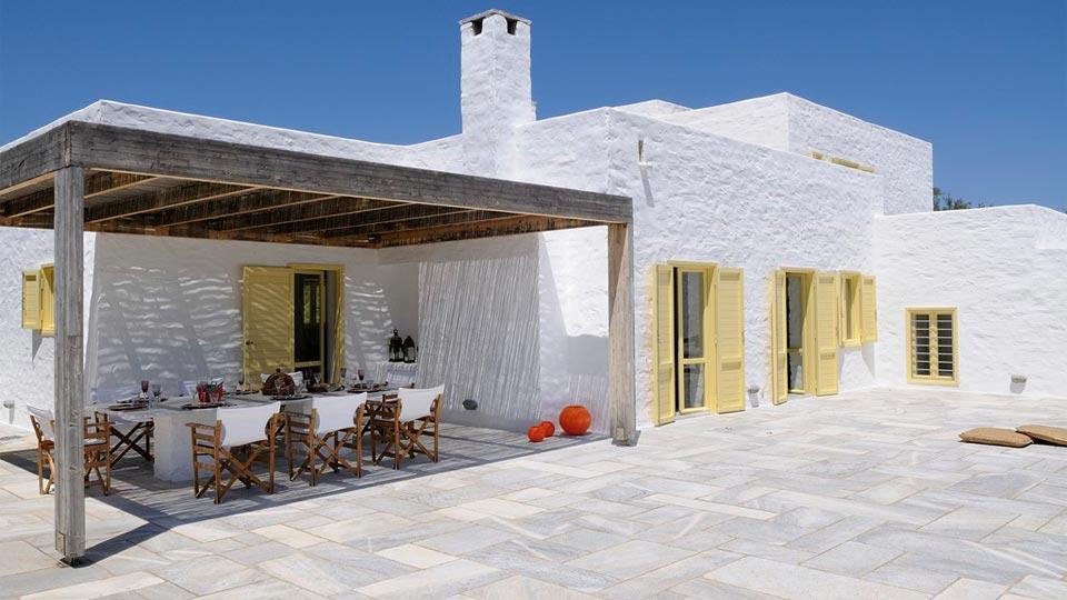 Villa Villa Sainz I, Location à Cyclades - Autres îles