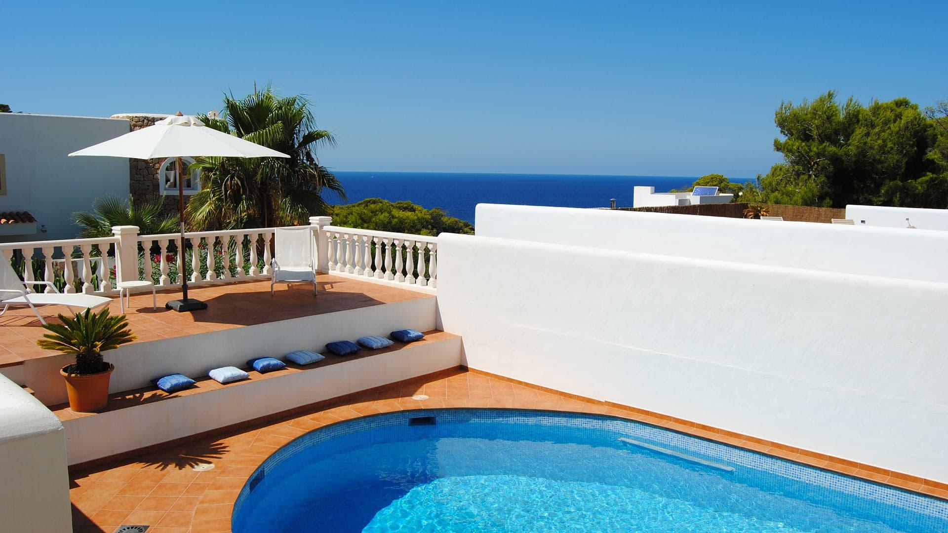 Villa Villa 780, Location à Ibiza