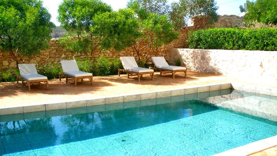 Photos de la villa villa azir essaouira villanovo - Location villa piscine essaouira ...