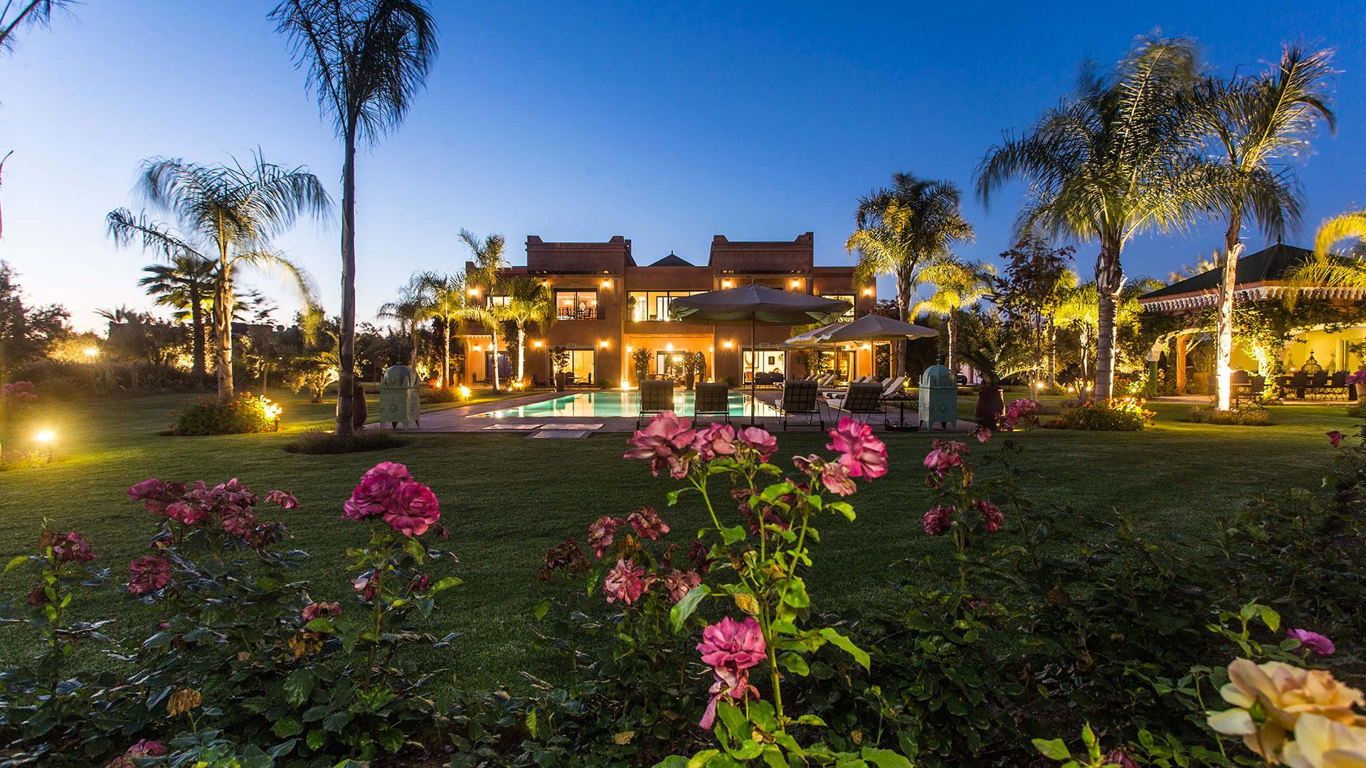 Villa Villa Rose-Anna, Rental in Marrakech