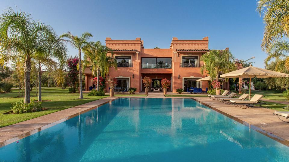 Villa Villa Rose-Anna, Rental in Marrakech