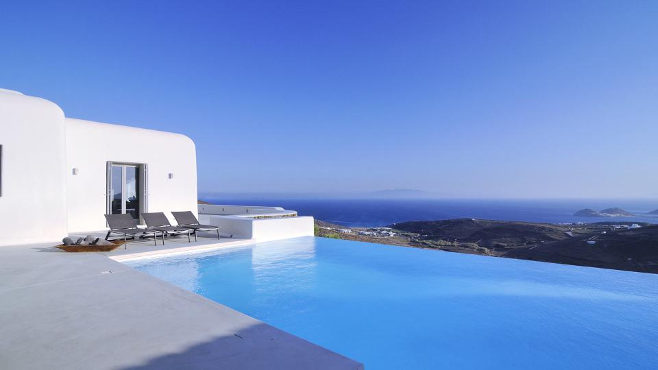 Villa Villa Asmi, Location à Cyclades - Mykonos