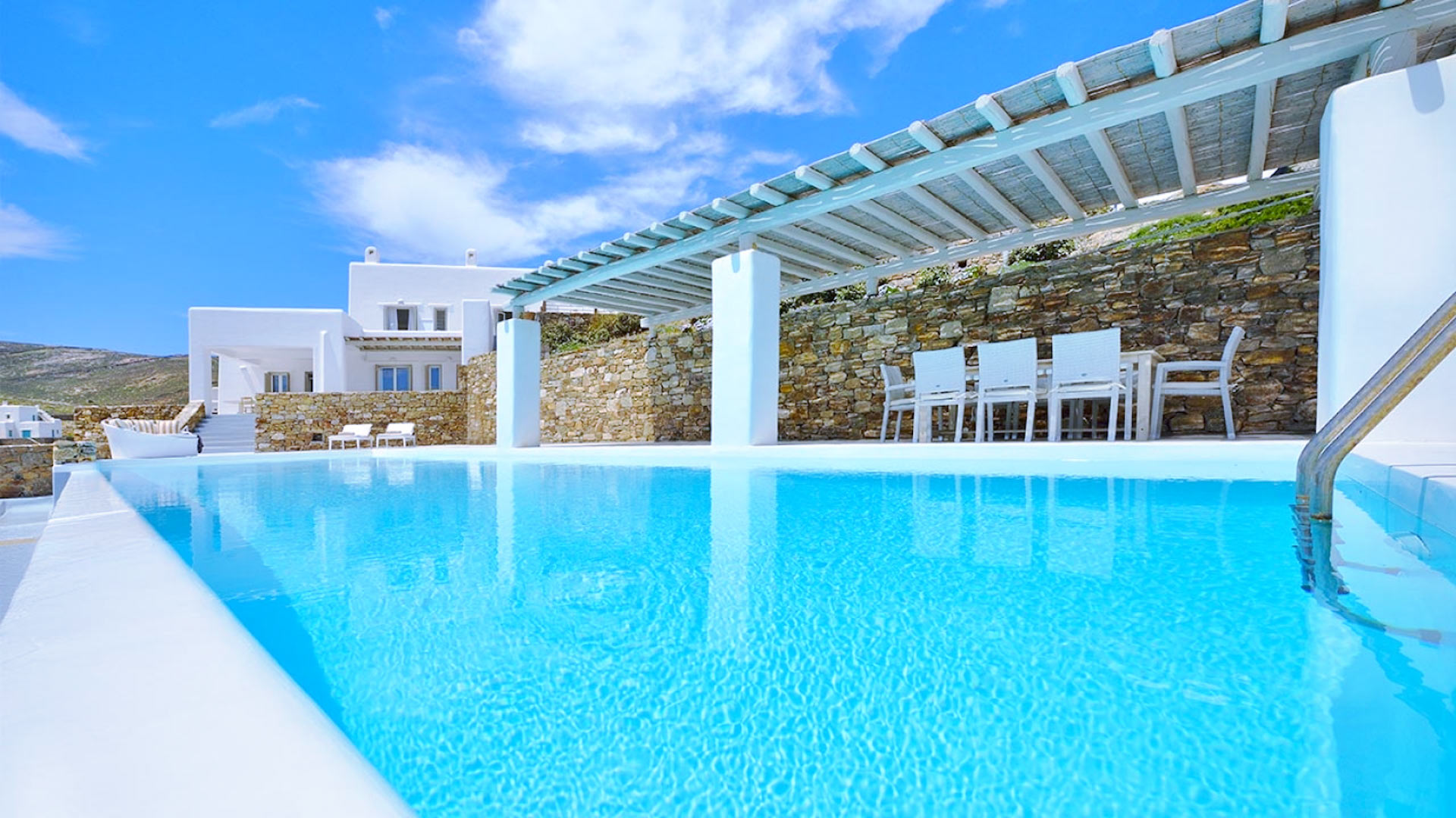 Villa Villa Freeman, Location à Cyclades - Mykonos