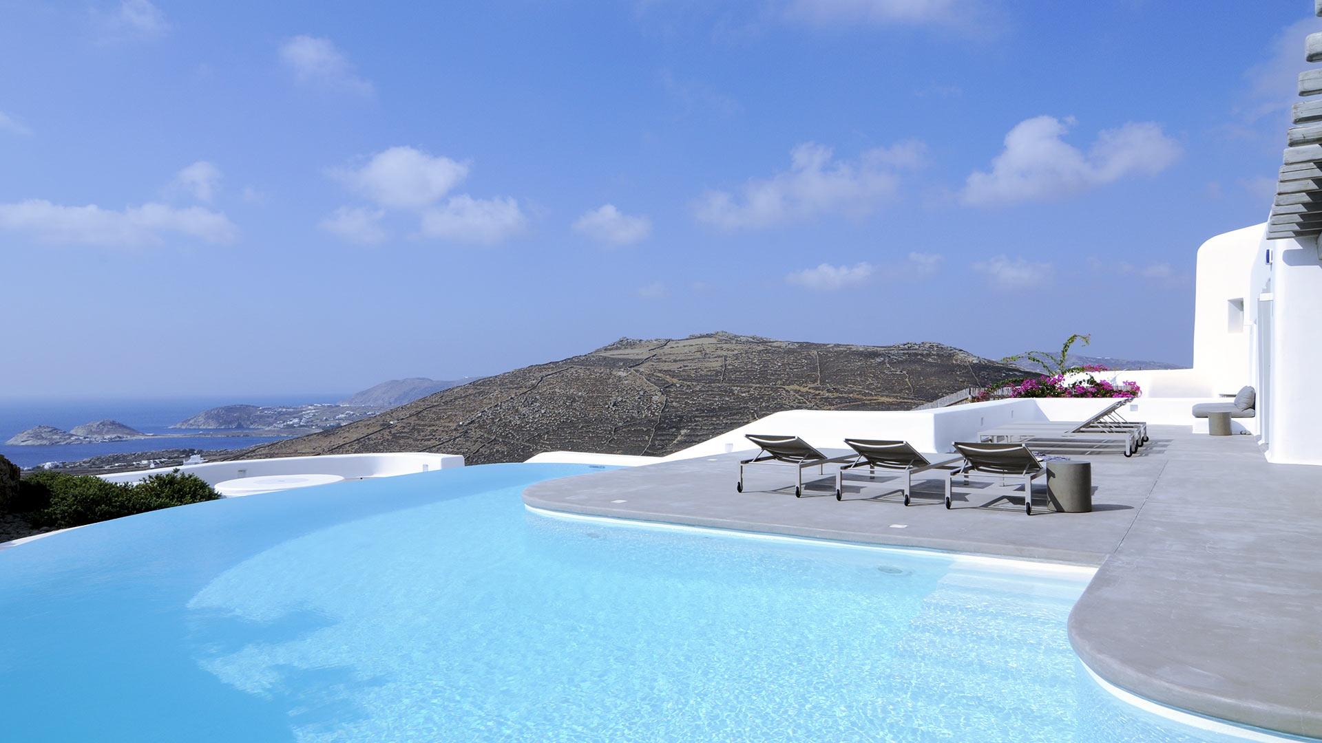 Villa Villa Lia, Location à Cyclades - Mykonos