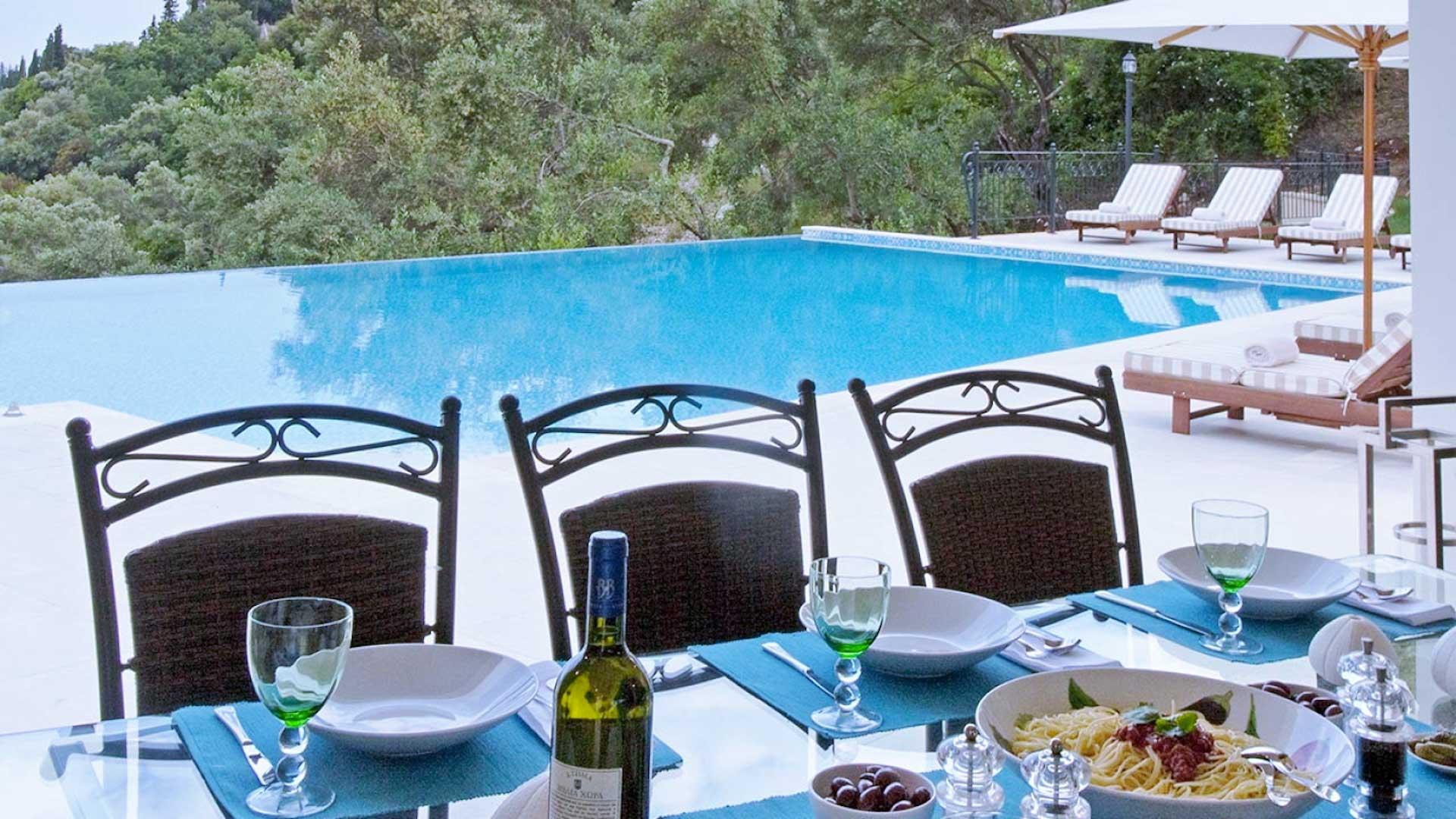 Villa Villa Fernando, Rental in Ionian Sea