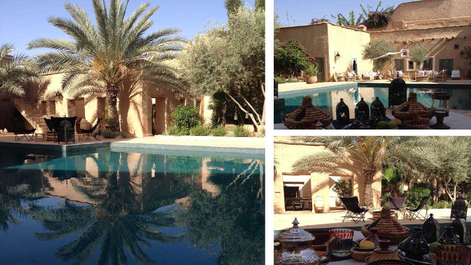 Villa Le Moulin, Rental in Taroudant