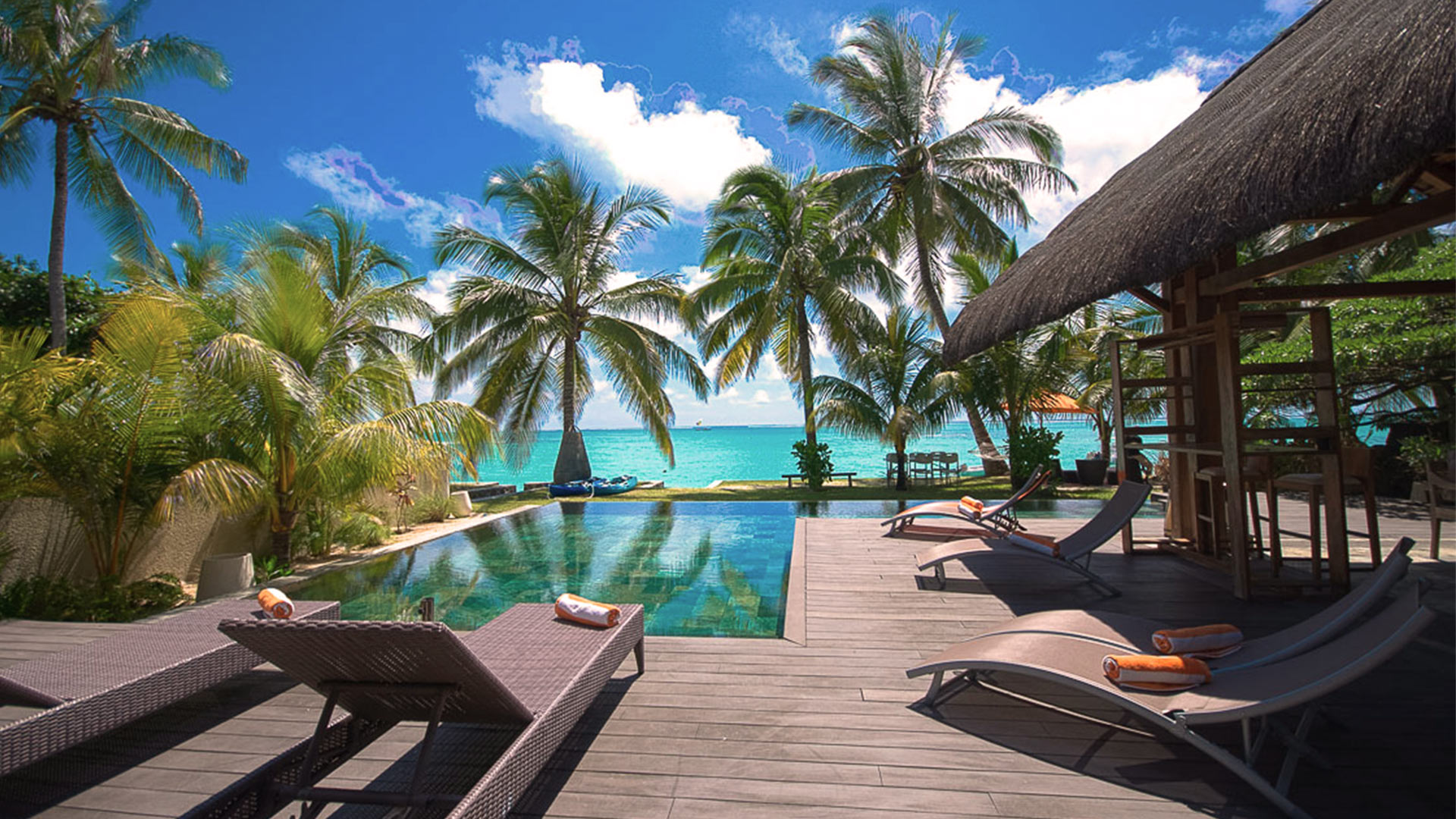 Villa Villa Heaven, Rental in Mauritius East