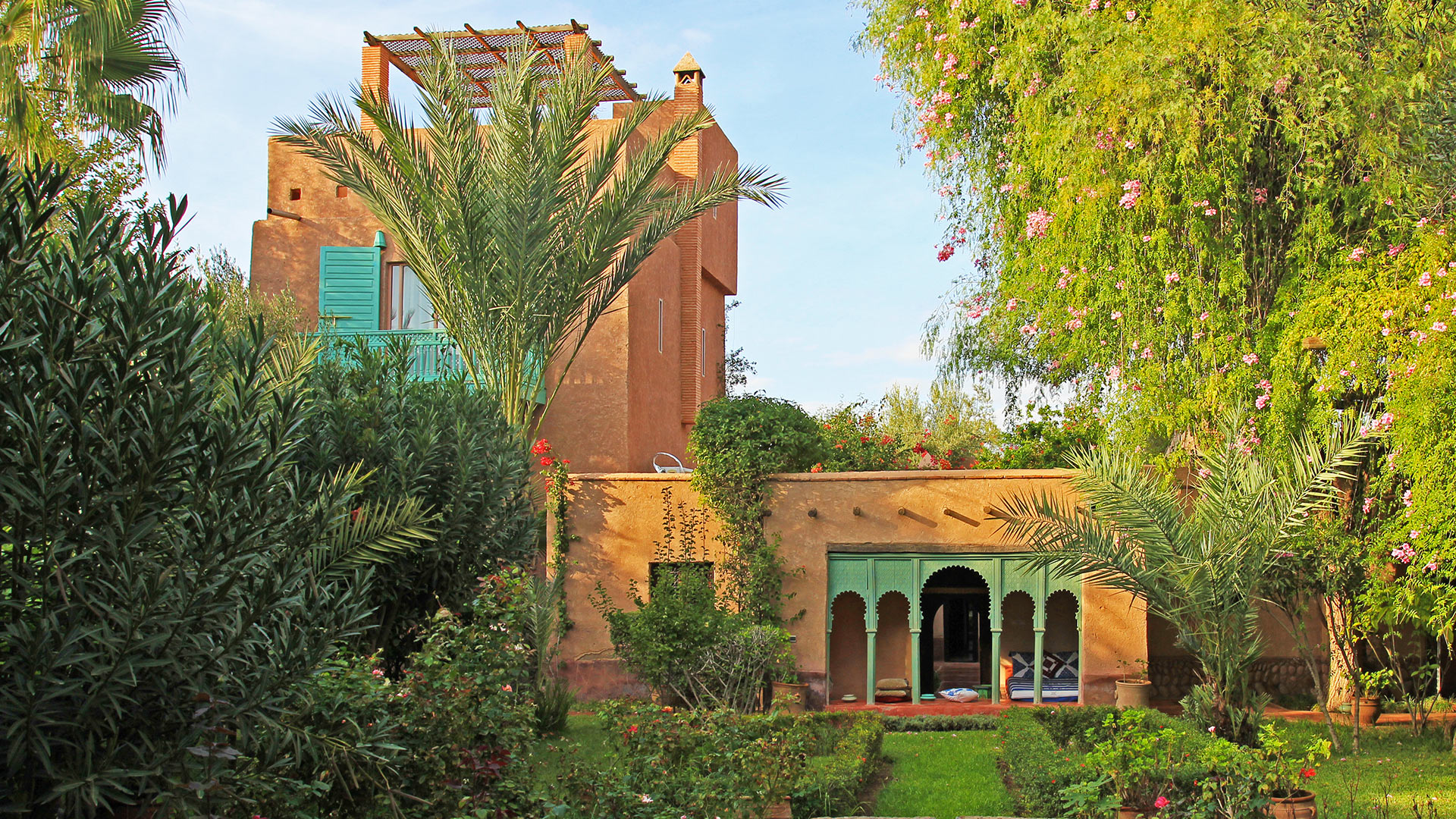 Villa Dar Batma, Rental in Marrakech