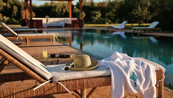 Villa Dar Batma, Location à Marrakech