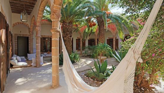 Villa Dar Sabaah, Location à Essaouira