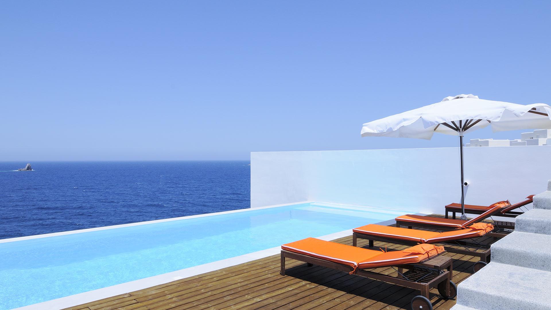 Villa Villa Mikael, Rental in Cyclades - Other islands