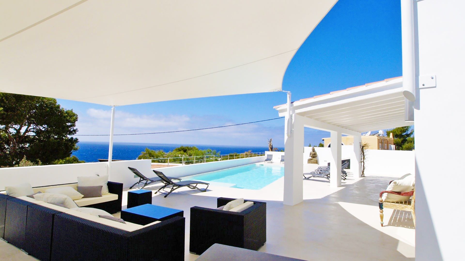Villa Villa Espartar, Location à Ibiza