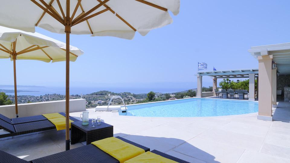 Villa Villa Athena, Rental in Peloponnese