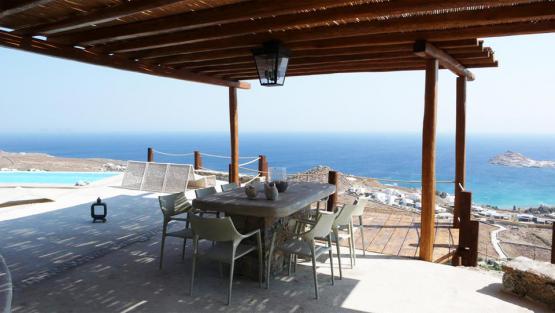 Villa Villa Kalafatis I, Affitto a Cicladi - Mykonos