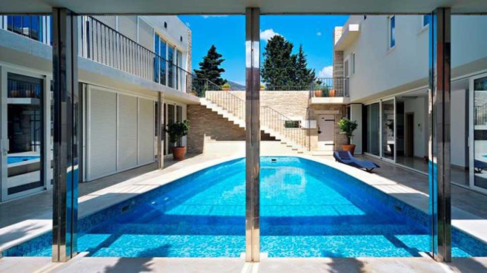 Villa Yaruna, Location à Dalmatie