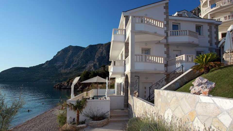 Villa Villa Lavra, Location à Dalmatie
