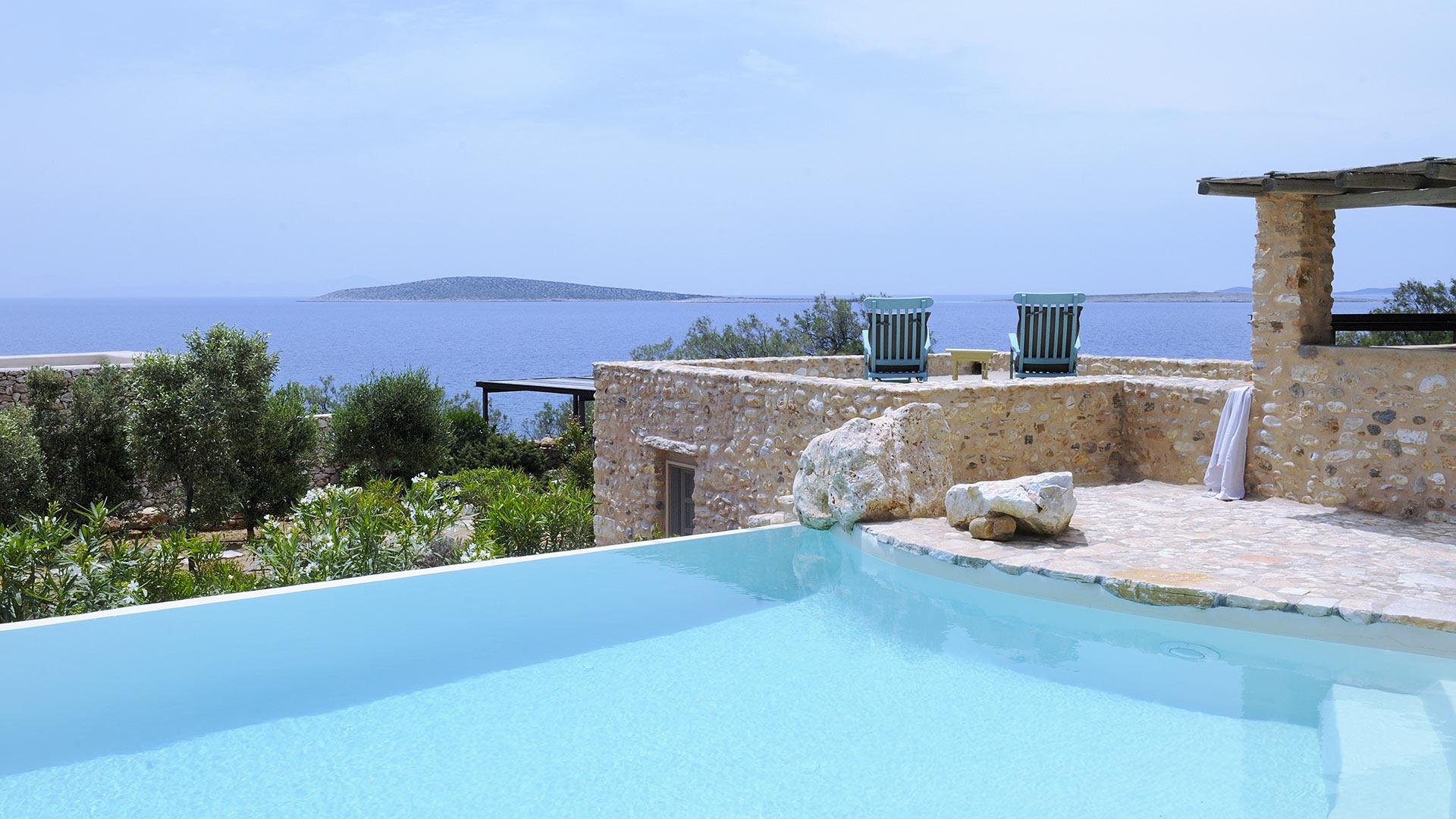 Villa Villa Narcisse I, Affitto a Cicladi - Altre isole