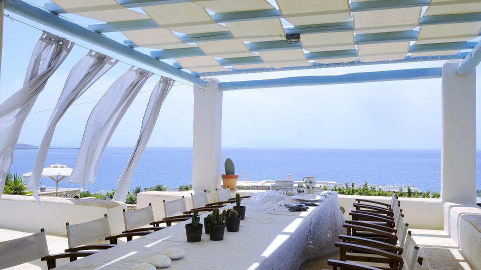 Villa Villa Narcisse I, Location à Cyclades - Autres îles