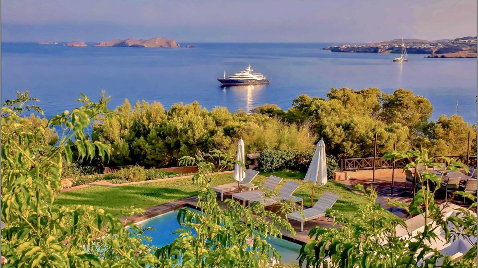 Villa Villa Ponent, Location à Ibiza
