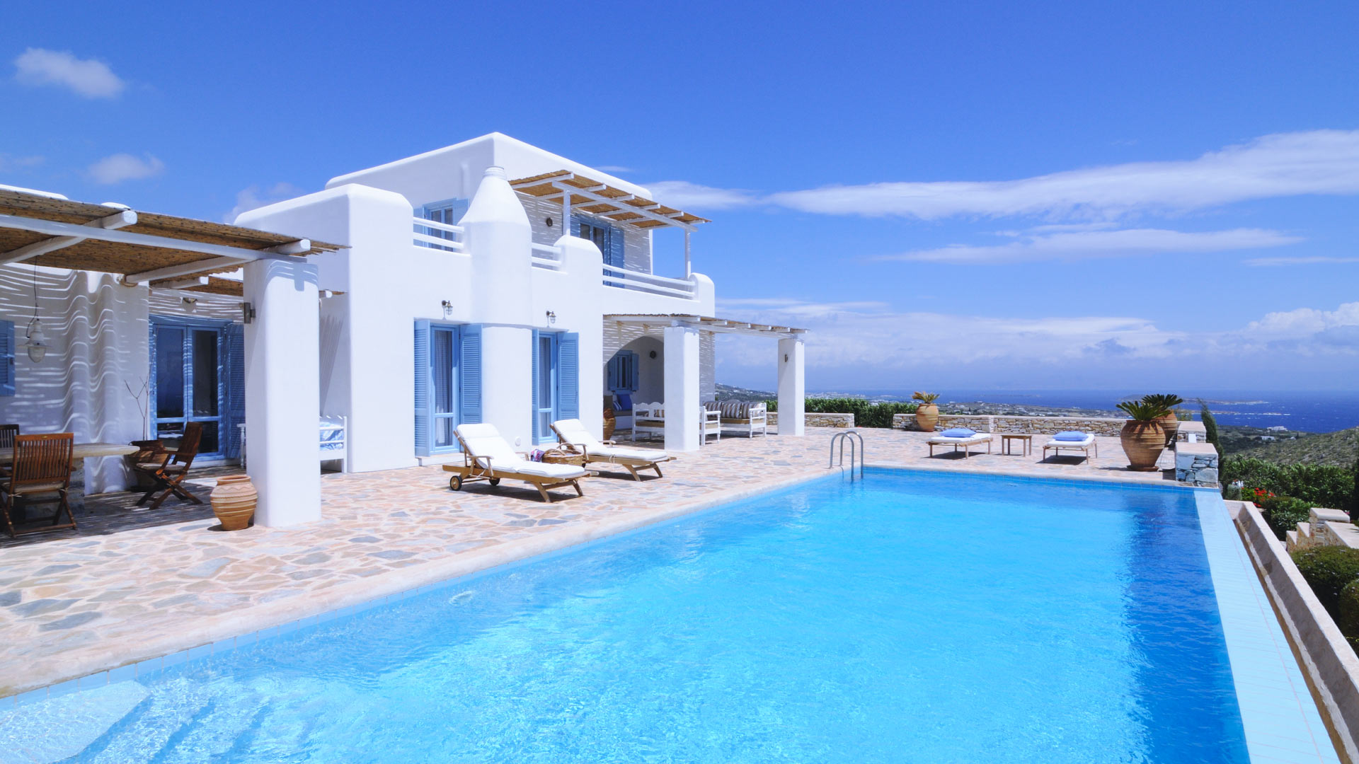 Villa Villa Ines, Location à Cyclades - Autres îles