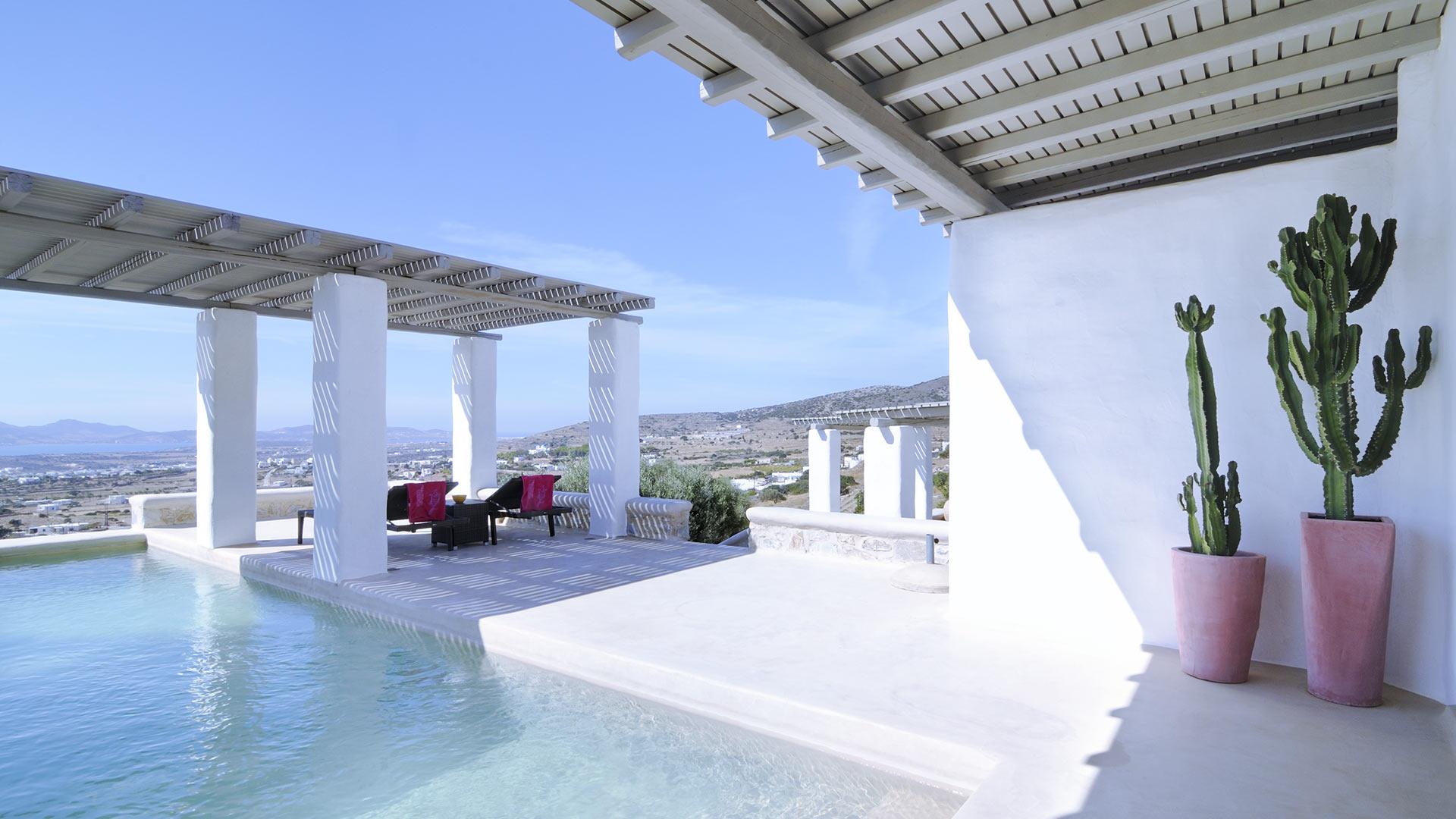 Villa Villa Evan, Location à Cyclades - Autres îles