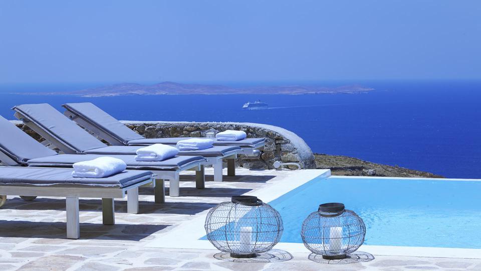 Villa Villa Marina, Location à Cyclades - Mykonos