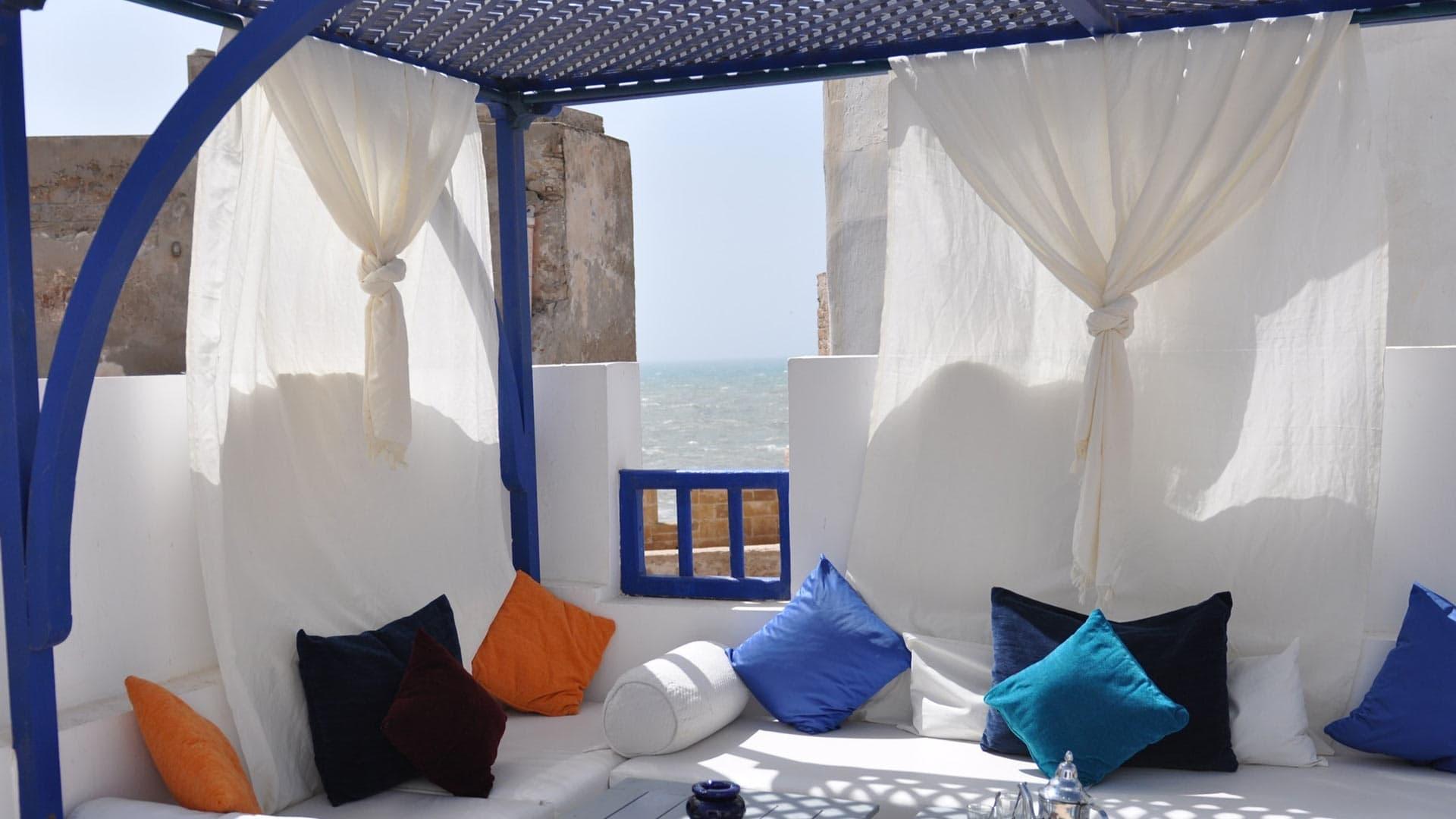 Villa Le Consulat, Location à Essaouira