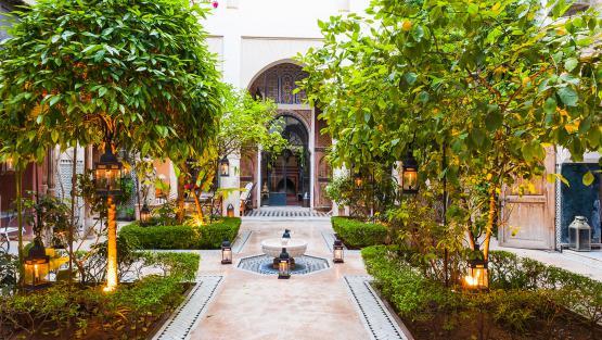 Villa Riad Boumliha, Rental in Marrakech