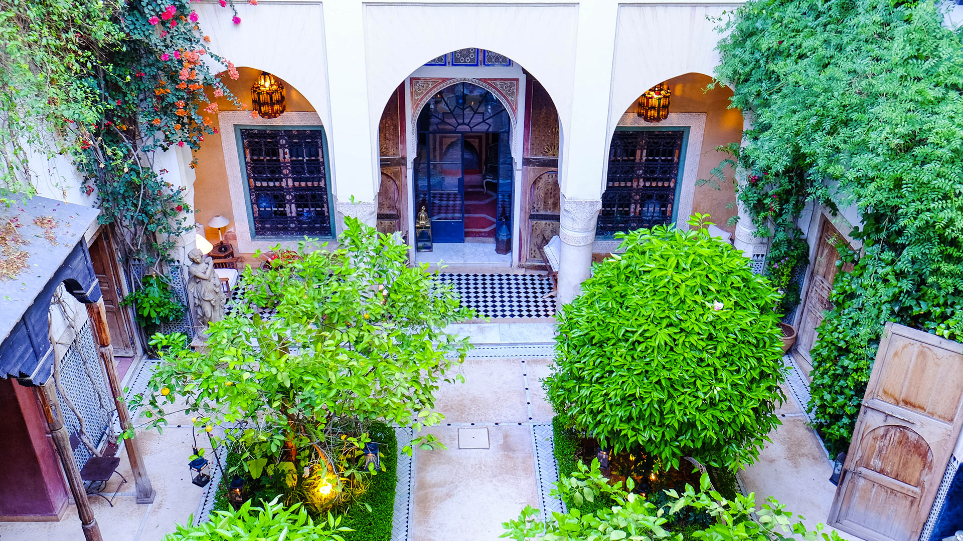 Villa Riad Boumliha, Rental in Marrakech