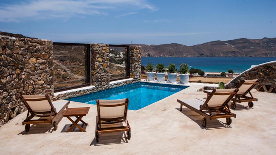 Villa Villa Euthymia, Location à Cyclades - Mykonos