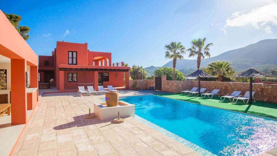 Villa Villa 738, Location à Ibiza