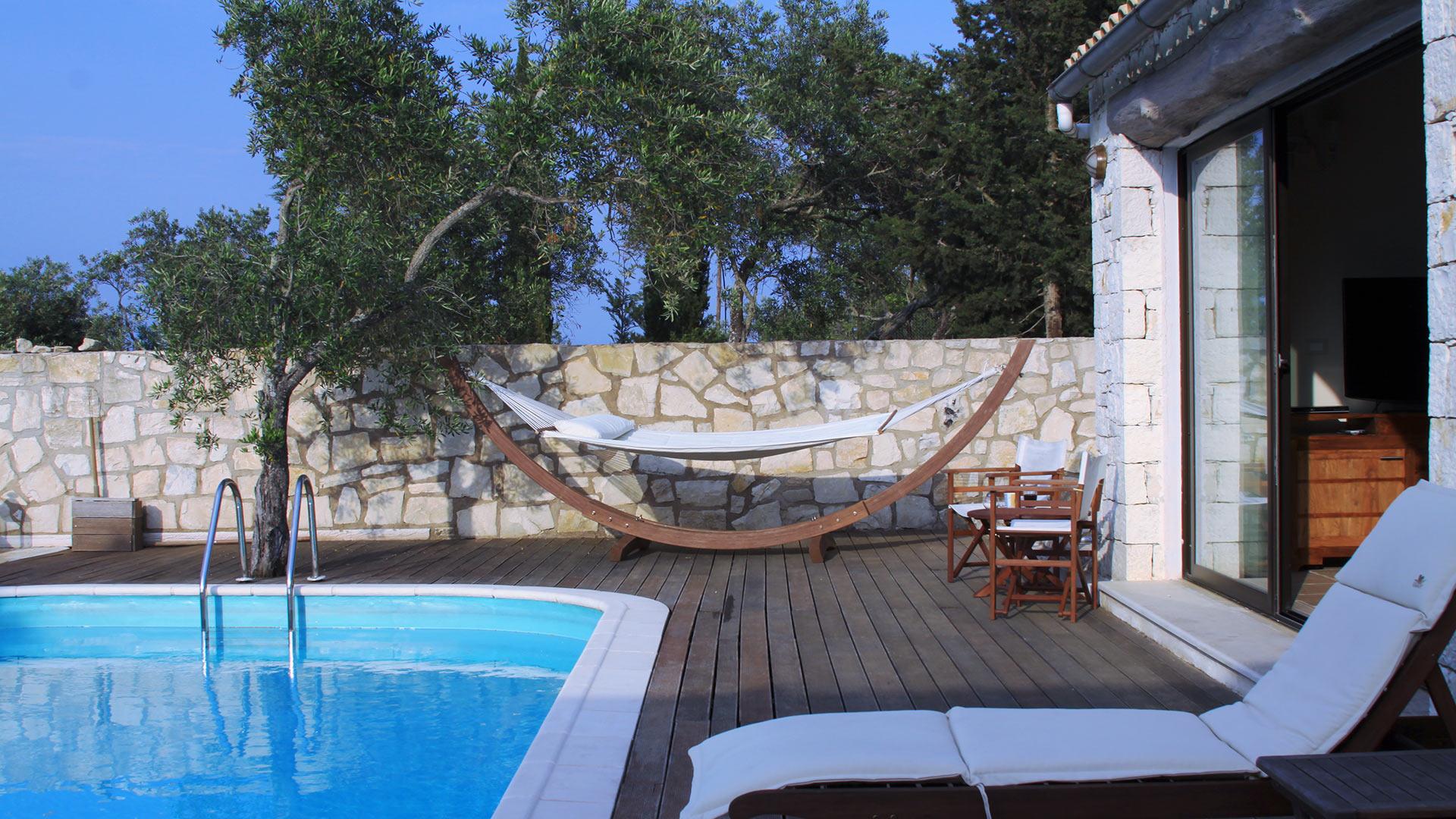 Villa Villa Flute de Pan, Location à Mer Ionienne