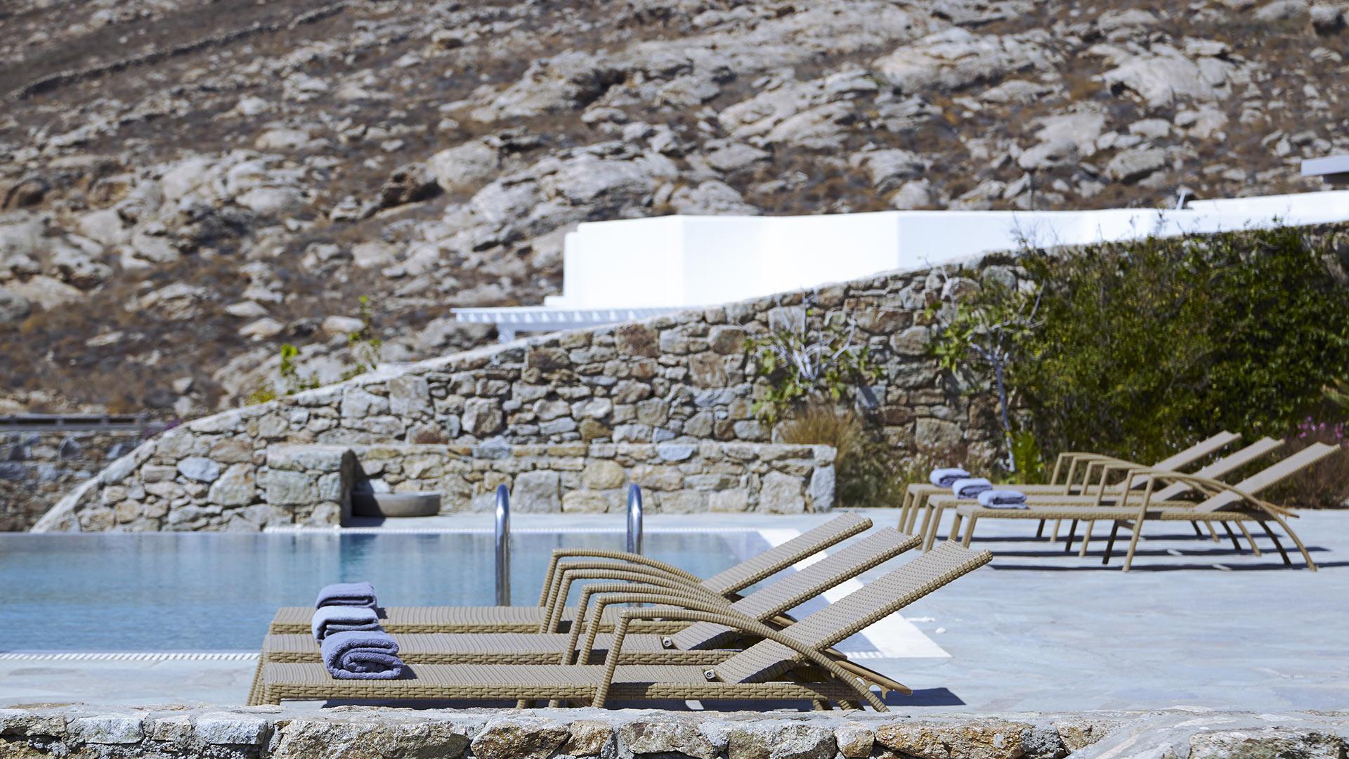 Villa Villa Clio, Location à Cyclades - Mykonos