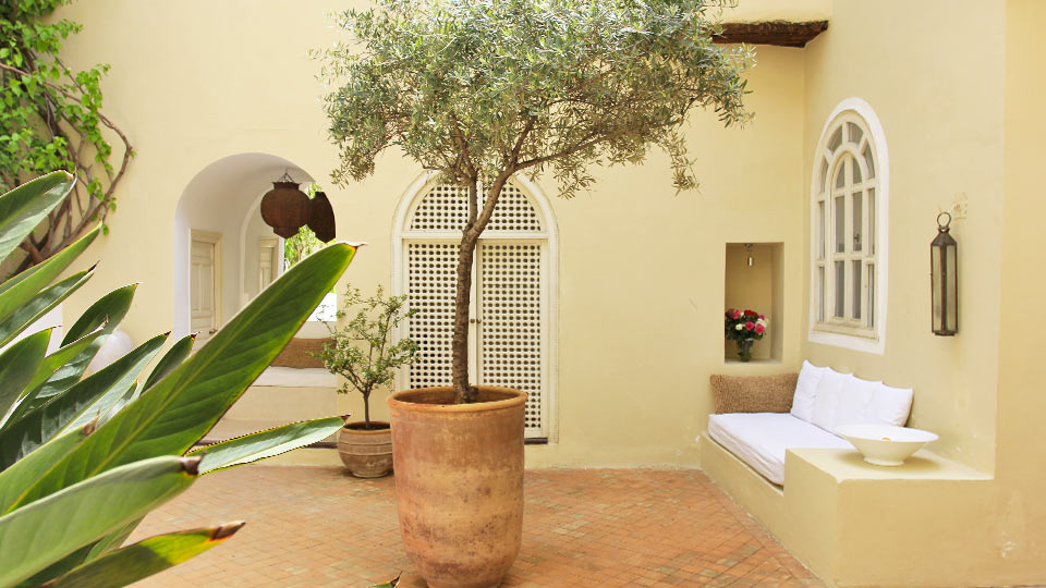 Villa Dar Chelita, Location à Marrakech