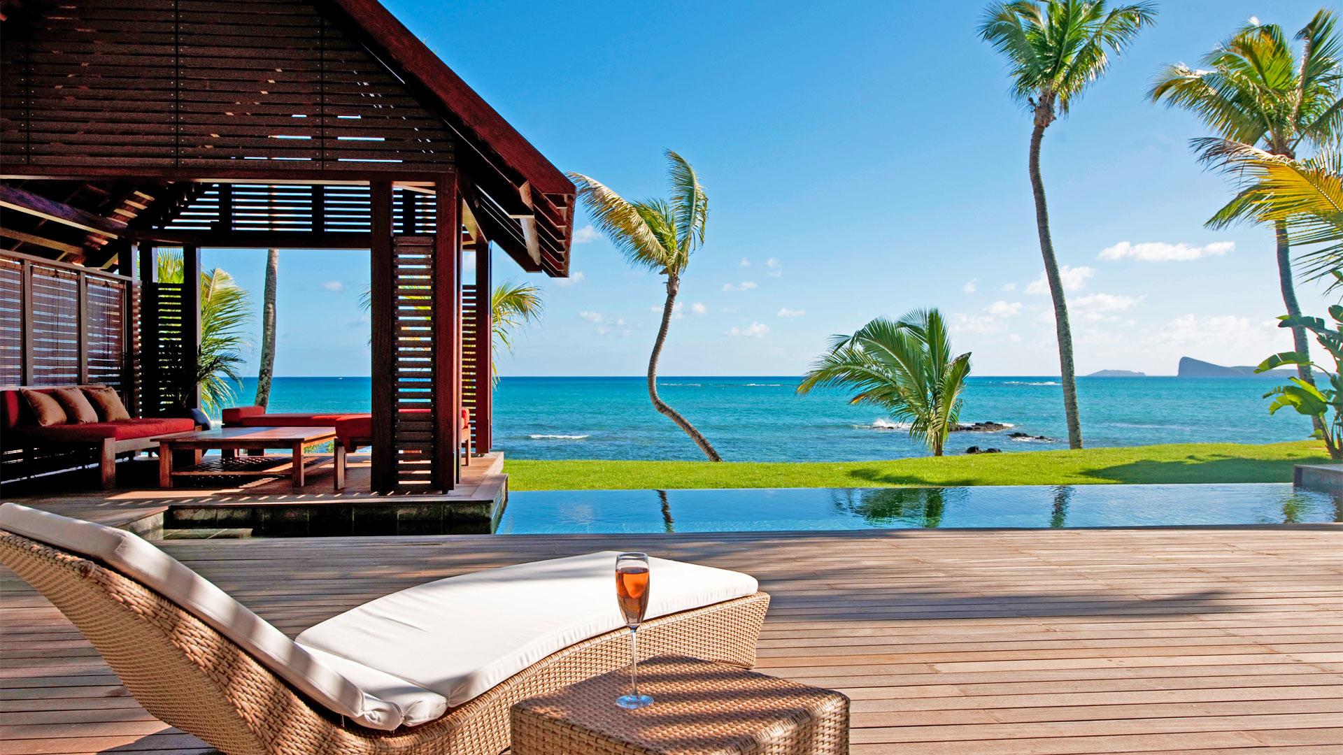 villa sentosa villa mieten in mauritius norden pointe aux canonniers villanovo. Black Bedroom Furniture Sets. Home Design Ideas