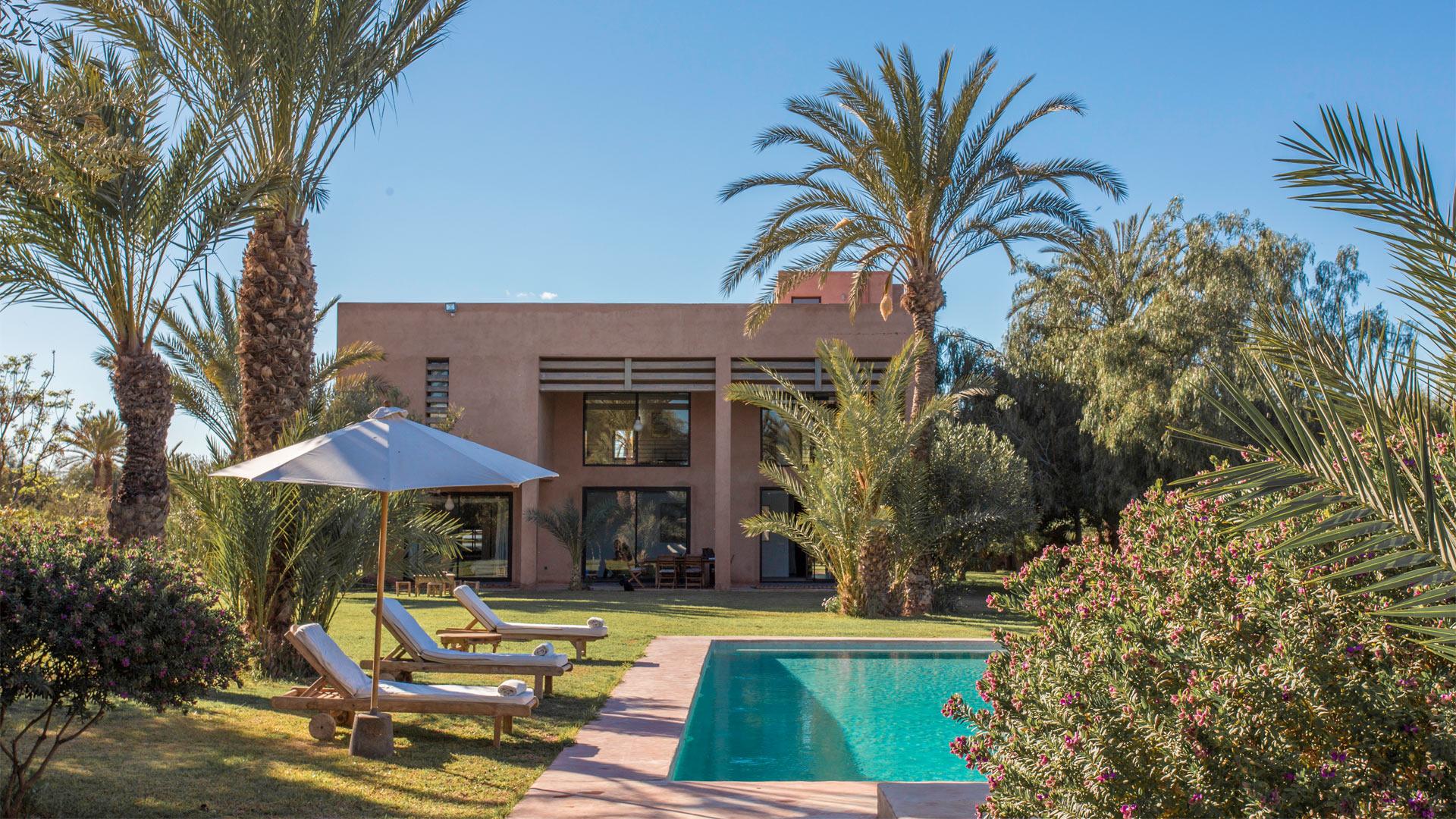 Villa La Maison de Marion, Rental in Marrakech